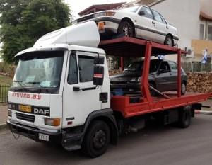 גרר משאיות